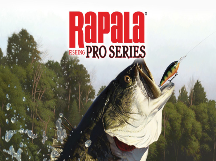 Rapala Fishing Pro Series sur Switch...